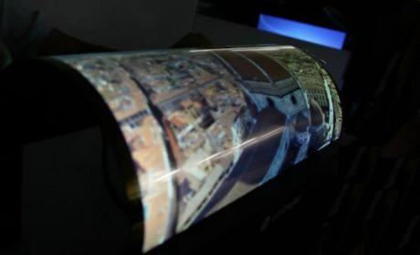 LG Flexible OLED Panel