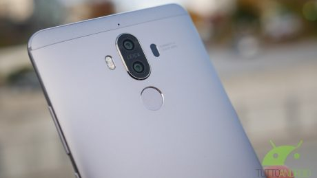 Huawei Mate 9 avvistato con Android 8.0 Oreo su Geekbench