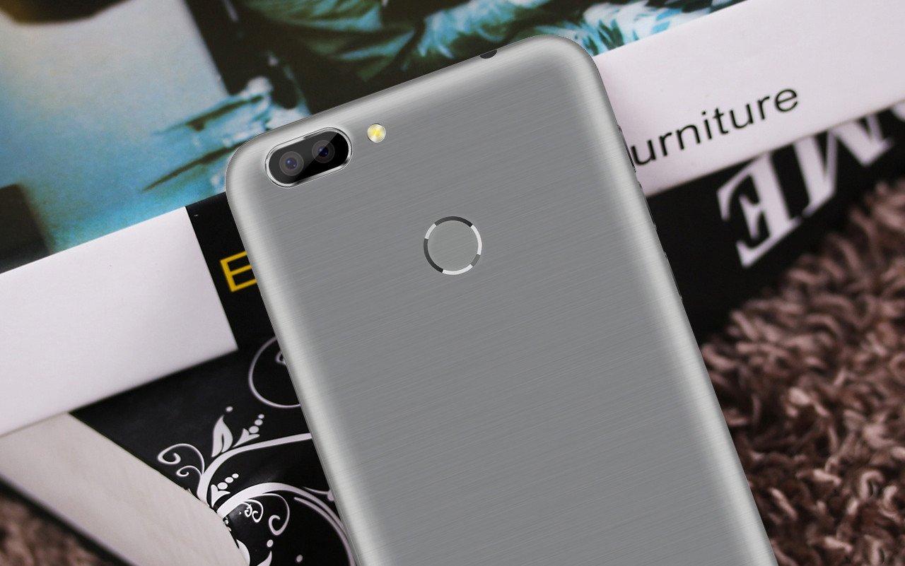 Oukitel U20 Plus avrà una doppia fotocamera posteriore