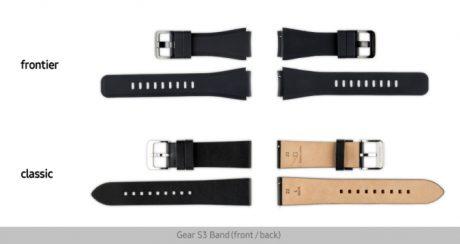 Samsung Gear S3 componenti7
