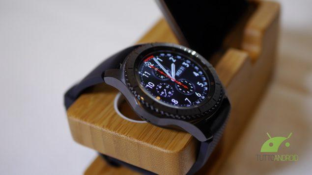 Samsung Gear S3, lo smartwatch è arrivato