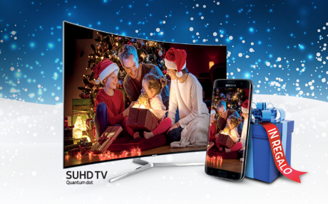 Samsung TV Galaxy S7