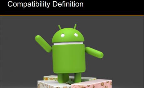 Compatibility definition document