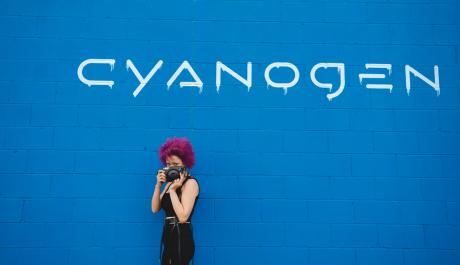Cyanogen smartphones