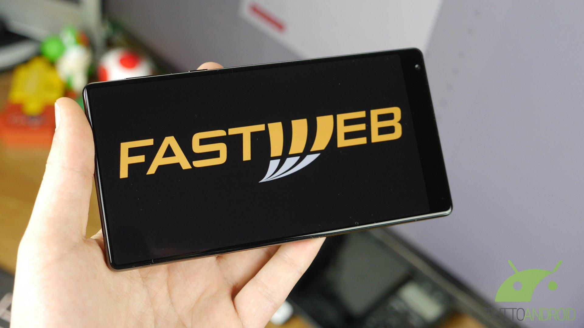 Le nuove offerte Fastweb con il 4G partono da 6€ al mese