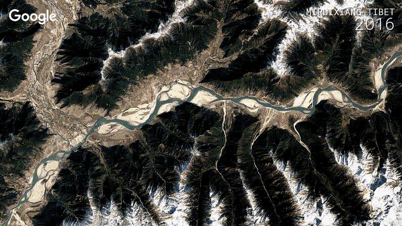 Google Earth racconta gli ultimi 32 anni della Terra