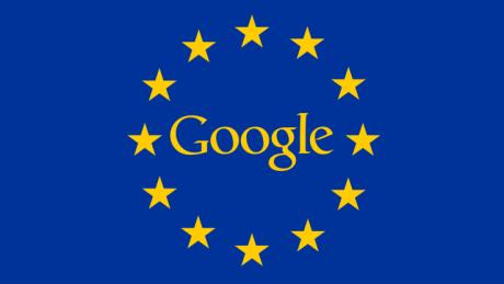 Google eu flag