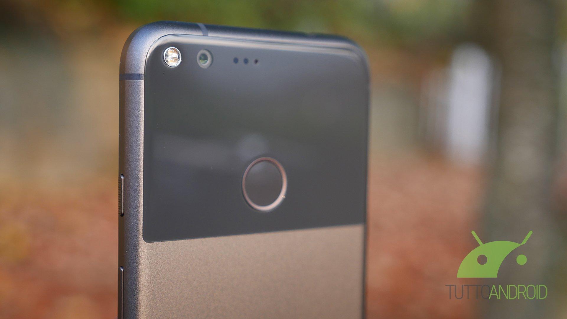 Google Pixel 2: le specifiche tecniche
