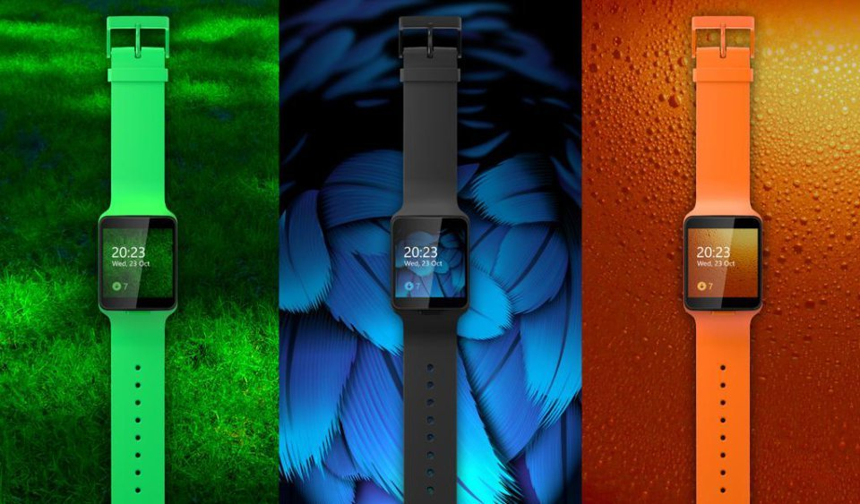 Nokia Moonraker, lo smartwatch cancellato da Microsoft, si mostra in video