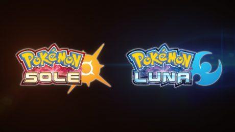 Pokemon sole luna