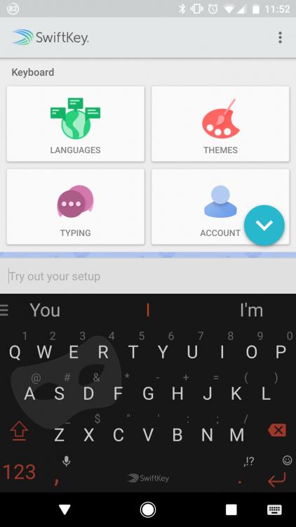 Swift key incognito mode