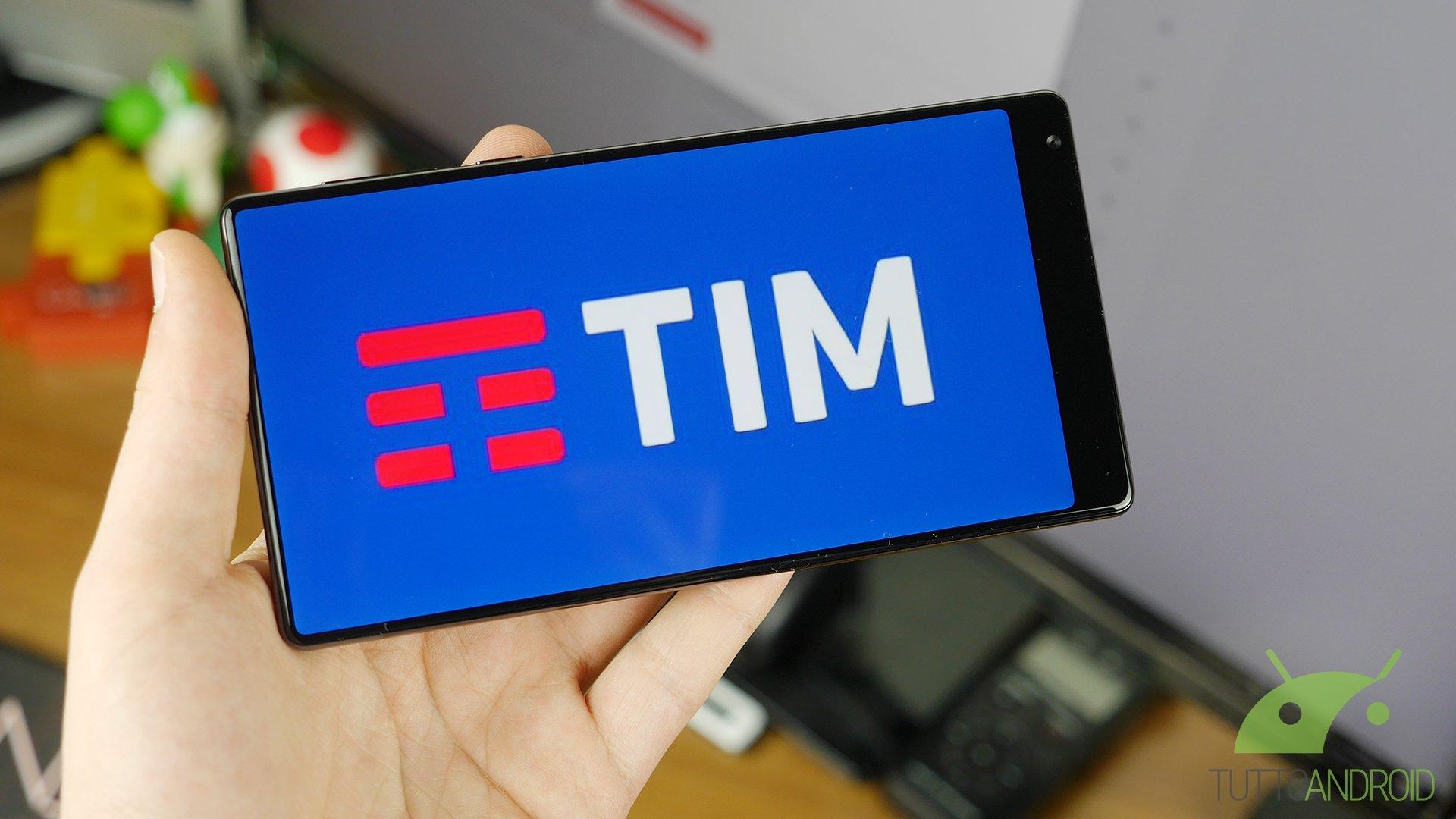 TIM, nuove offerte TurboGiga Plus e Giga omaggio a chi ricarica oggi