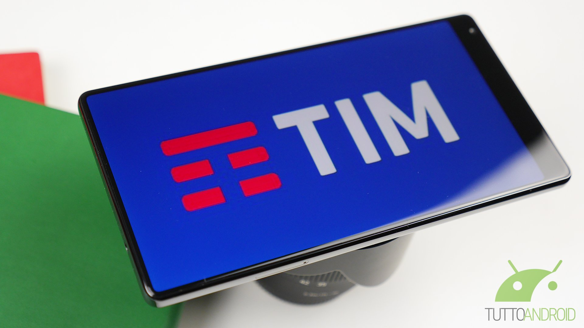 TIM Galaxy GO: minuti illimitati e 6 GB di internet a 10 euro per i clienti Wind