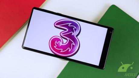 Tre mette in palio prodotti Xiaomi giocando con Area Clienti