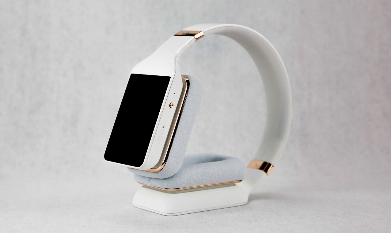 """Le cuffie """"Vinci"""" sono la nuova soluzione smart e disconnessa dallo smartphone"""