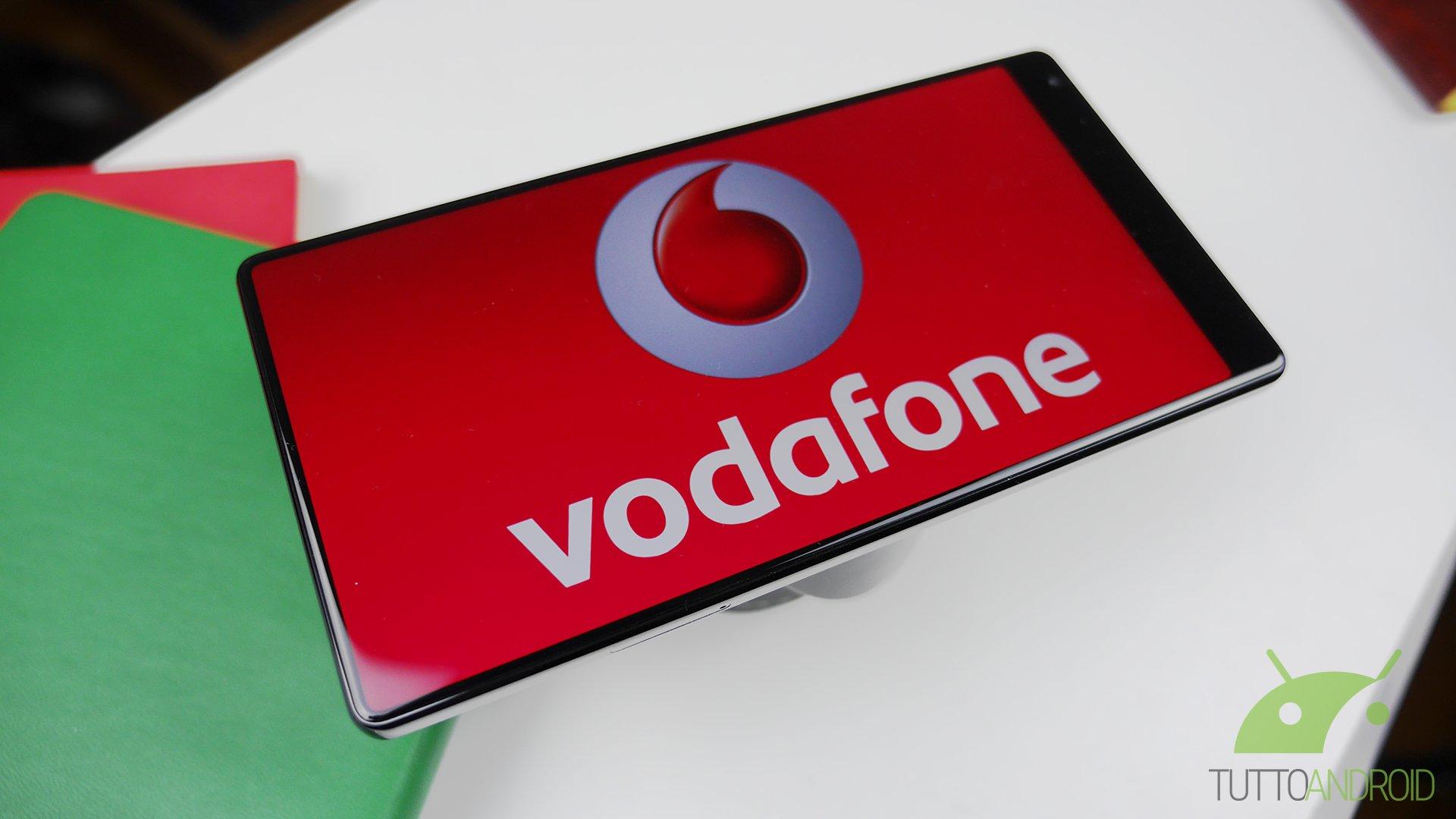 Vodafone presenta le offerte di Natale