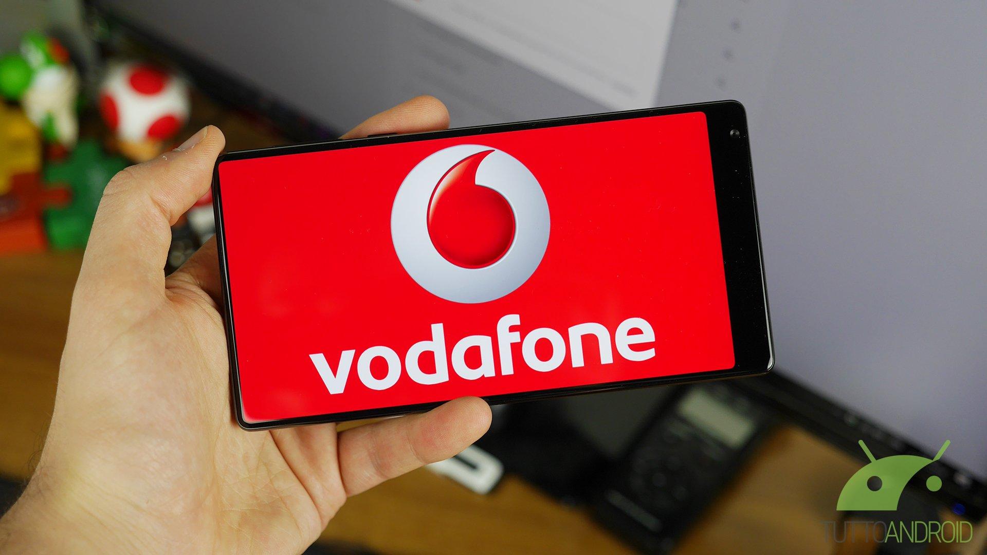 Vodafone regala 4GB per San Valentino