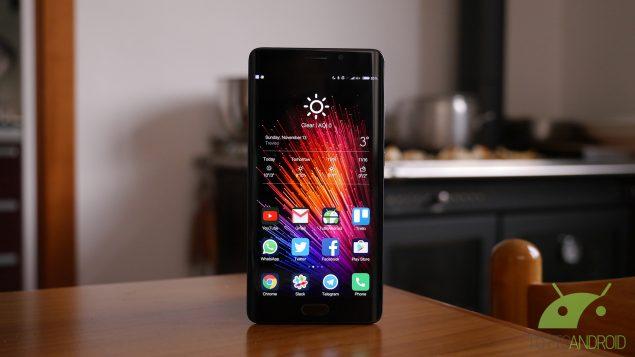 Xiaomi Mi Note 2 riceve Android 8 0 Oreo con MIUI 9 Global