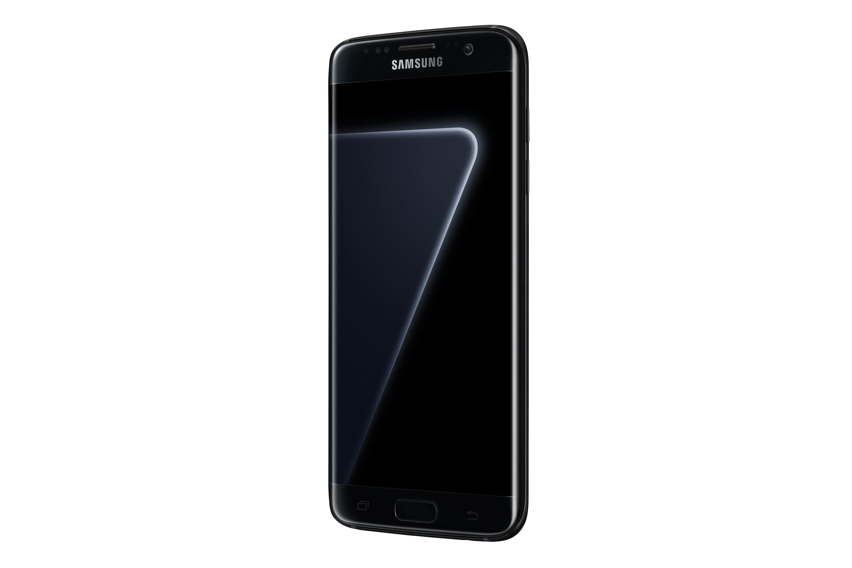 Samsung Galaxy S7 Edge Black Pearl Ufficiale Un Nero Che