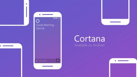 Cortana per Android si aggiorna e supporta l'input vocale pe