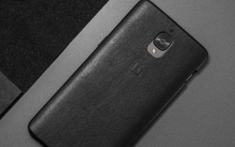 OnePlus 3 3T cover pelle