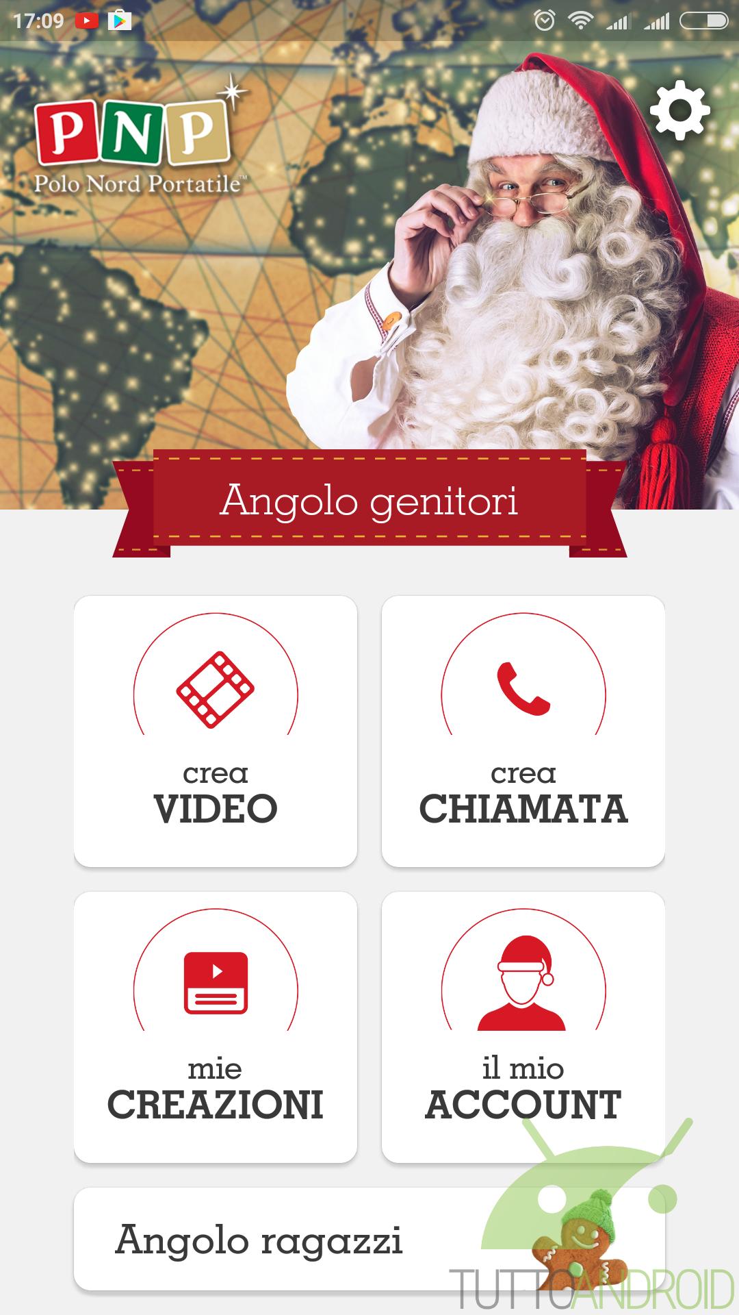 Videochiamata Babbo Natale.Video Babbo Natale Personalizzato Campobassopellicce