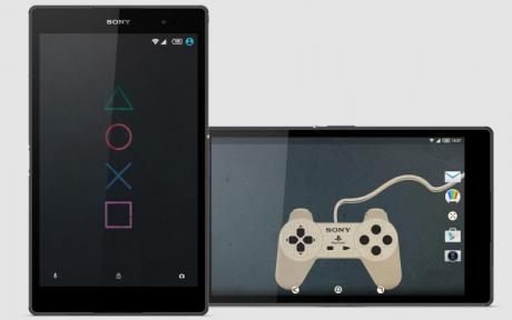 PlayStation Xperia Theme e1480674333947