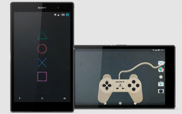 playstation-xperia-theme