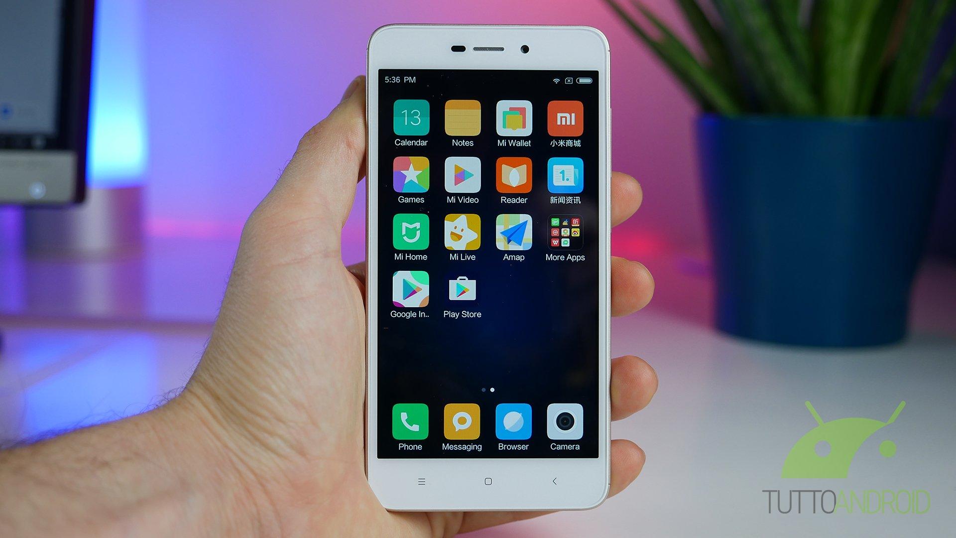 Recensione Xiaomi Redmi 4a Il Massimo Per Meno Di 100 Euro 2gb 16gb Gold