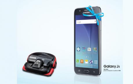 Samsung Galaxy J5 regalo