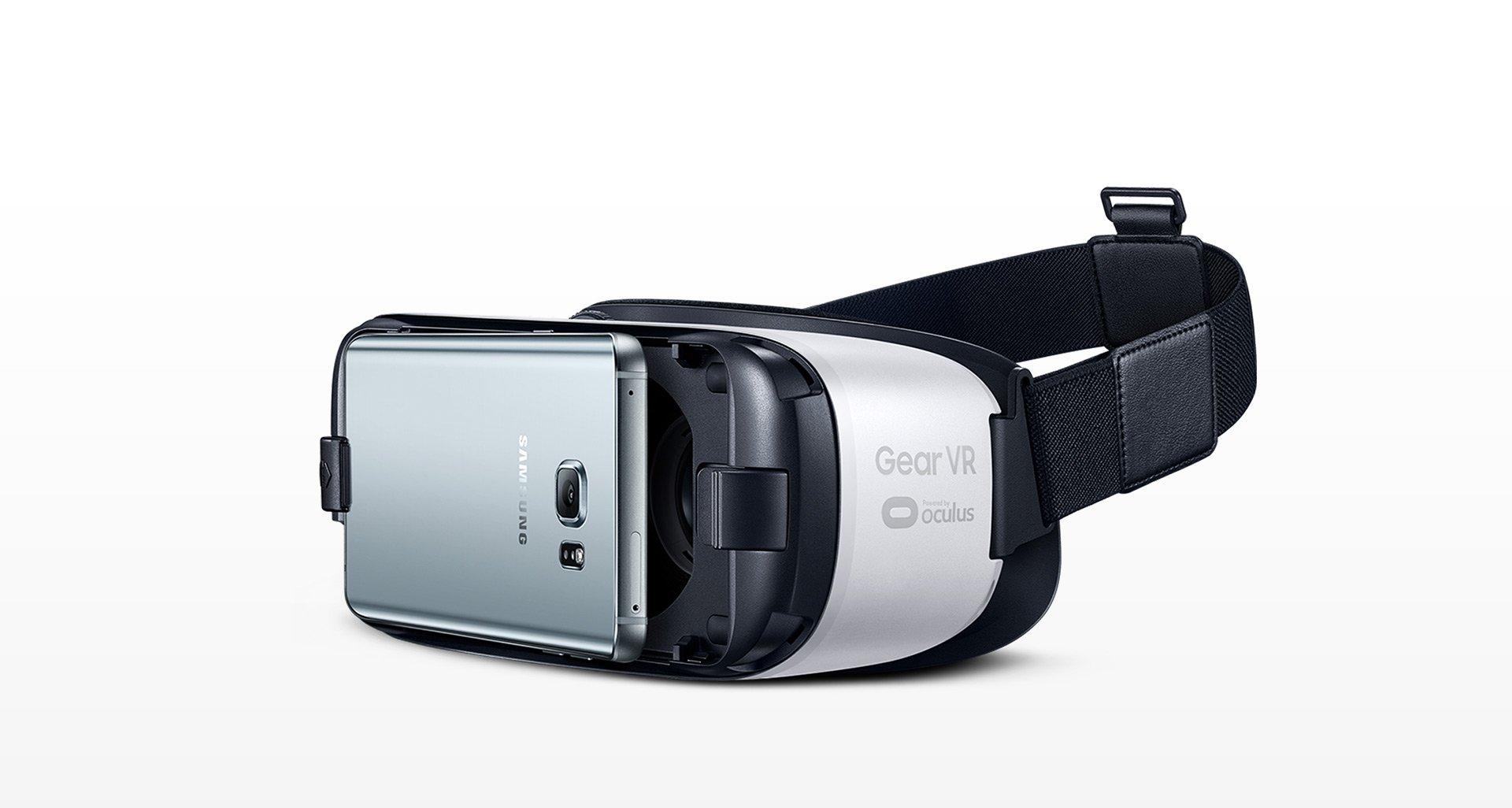 Samsung: a breve un nuovo Gear VR
