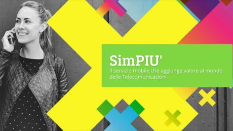 Arriva SimPIU' |  il nuovo gestore virtuale di Digitel Italia che si appoggia a rete TIM