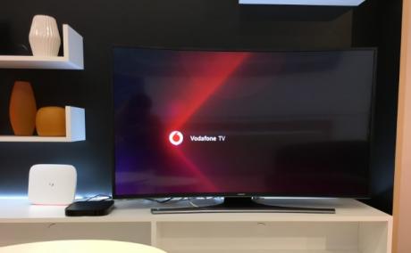 Vodafone TV copertina