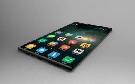Xiaomi Mi MIX 2 render1
