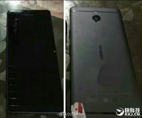 Alleged Nokia phone prototype