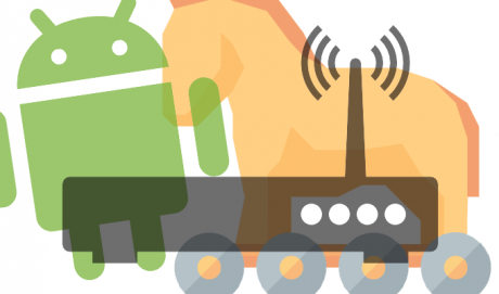 Android trojan router