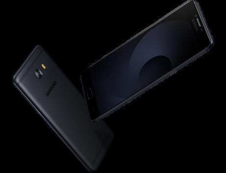 Galaxy c9 pro black 4