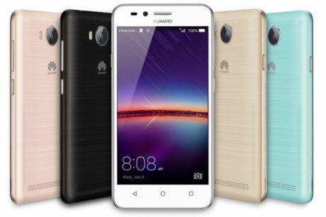 Huawei y3 y5