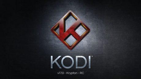 Kodi splash 17.0 RC