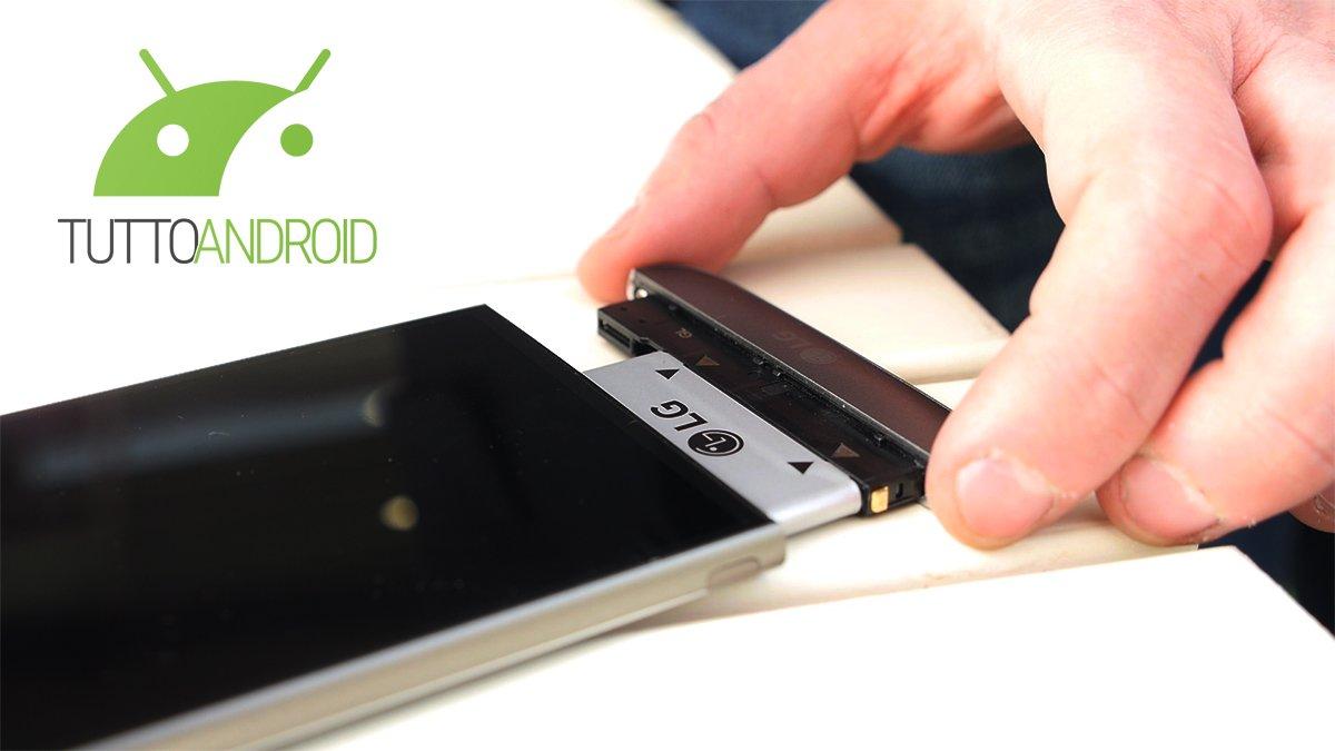 LG G5 riceve un metodo per eseguire il root via ADB