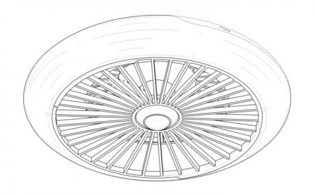 Samsung drone design patent 3 720x446