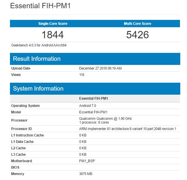 Lo Snapdragon 835 mostra la sua potenza con nuovi benchmark