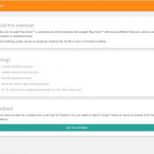 Toolbox for Google Play Store, l'estensione Chrome che migliora le