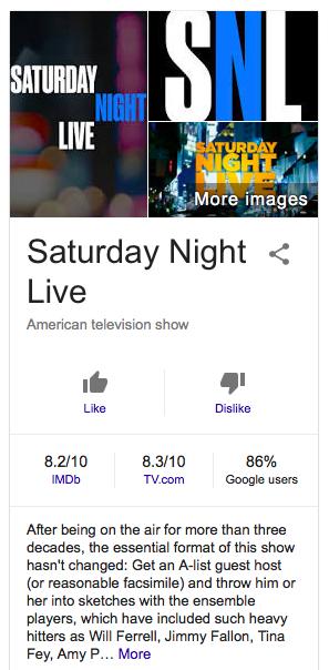 Tv shows like dislike