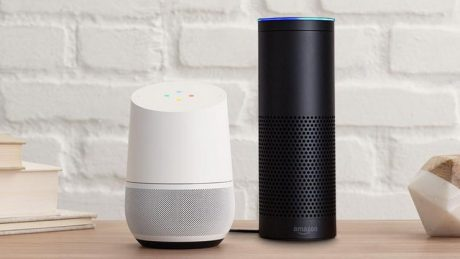 Google Home ed Amazon Echo dominano il mercato degli assistenti smart