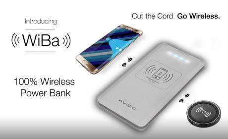 Avido WiBa Power Bank Wireless