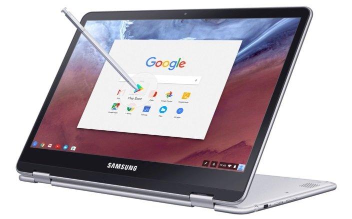 Tutti i Chromebook del 2017 supporteranno le app Android, parola di Google
