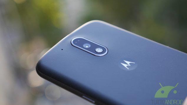 Il Moto G4 Plus riceverà Android 8.0 Oreo, il Moto G4 no