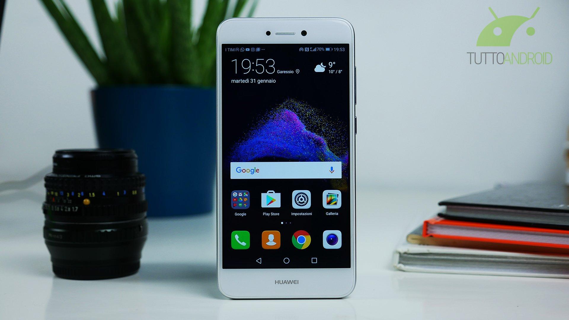 Recensione Huawei P8 Lite 2017 Riuscirà A Ripetersi Tuttoandroid