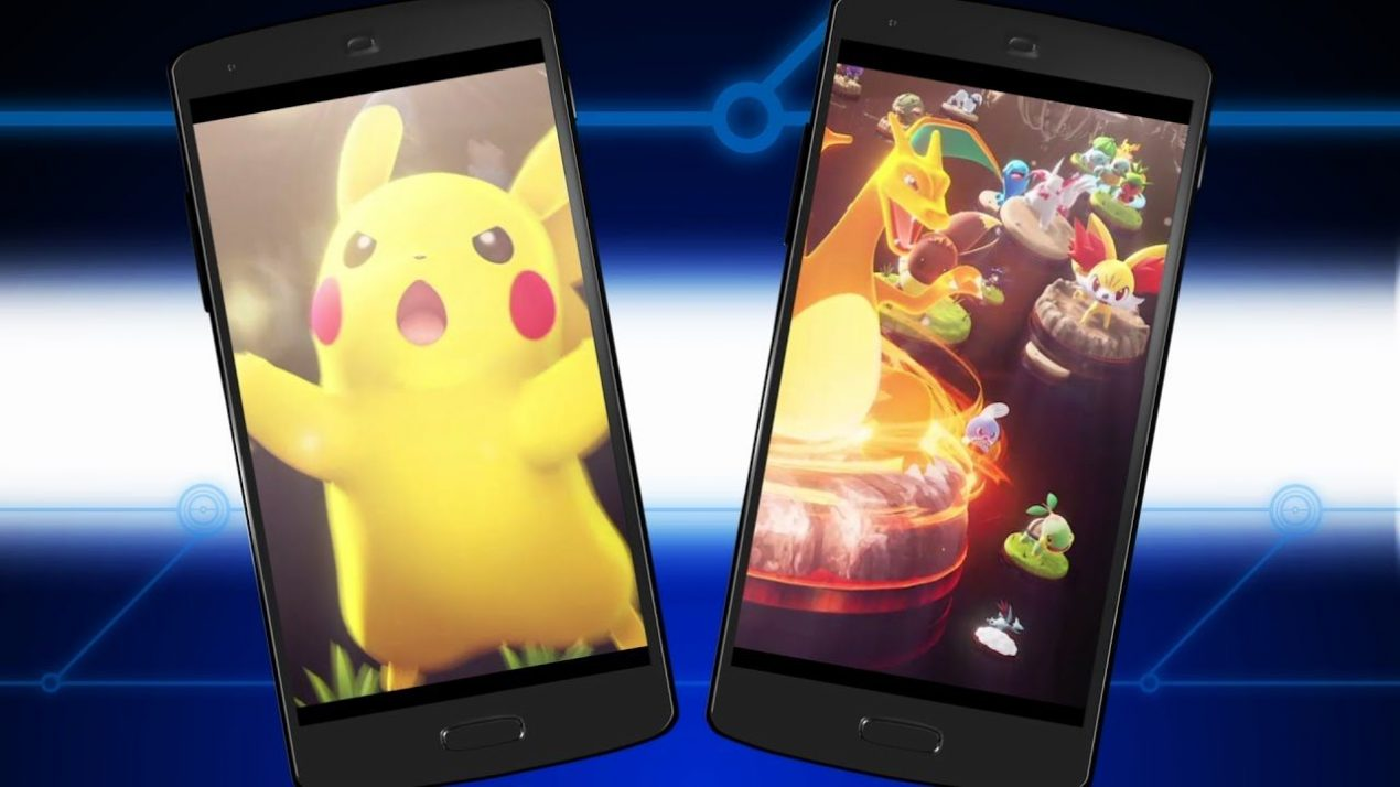 Pokémon Duel disponibile sul Google Play Store
